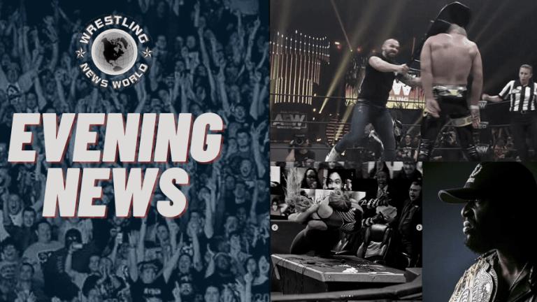 Evening News 11.12.20 | Lana Chronicle | Tony Khan Chair Shot | Lio Rush on MTV | Shane Taylor Promotions