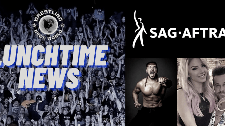 Lunchtime News 11.16.20 | Ethan Page Contract Status | SAG/AFTRA On Wrestling | Bliss Off The Market |