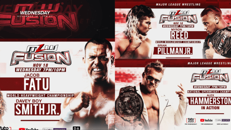 MLW Fusion | 110 | Preview