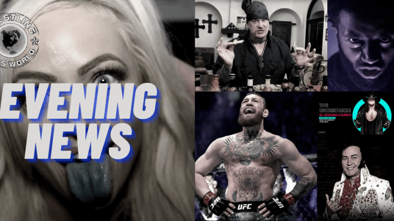 "Evening News 11.19.20 | New Inner Circle Member | Taker on ""Hot Ones"" & Cameo 