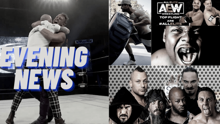 Evening New 11.23.20 | Hogan on Hemsworth | Tankman MLW Debut | Bennett is Back in ROH | New AEW Signing