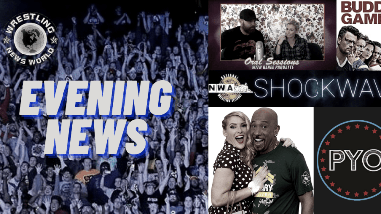 Evening News 11.24.20 | Moxley Oral Sessions | NWA SHOCKWAVE | Buddy Games | Military Makeover