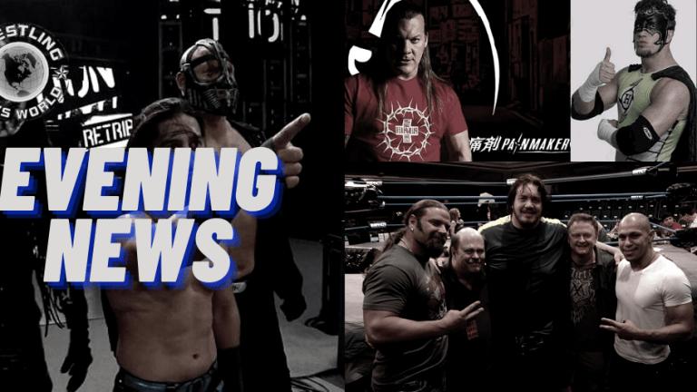 Evening News 11.25.20 | RIP Bob Ryder | Painmaker Apparel | RETRIBUTION | Helms Back at WWE