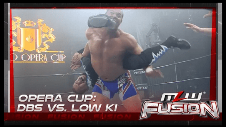 MLW Fusion 112 Recap | Davey Boy Smith v. Low Ki | ACH v. Laredo Kid | The Black Hand Of CONTRA