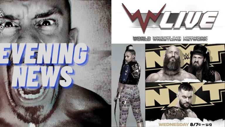Evening News 12.9.20   Belair on Heyman   EC Free   WWN Live League Wars   NXT Preview