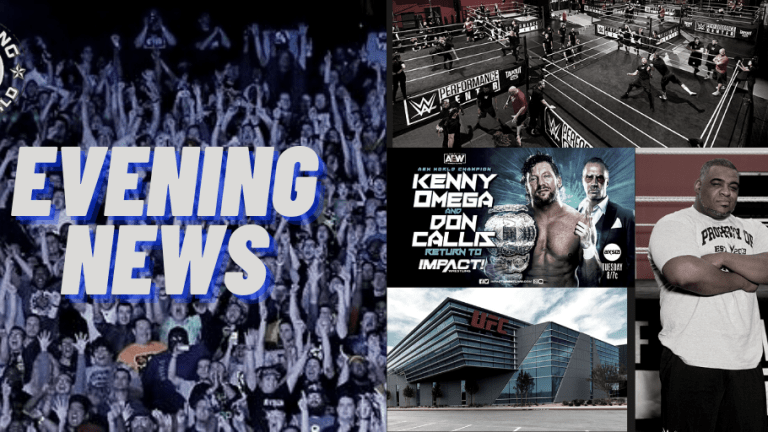 Evening News 12.11.10 | Fighters Win in UFC Antitrust Case | Keith Lee Sent Back to the PC | Omega on IMPACT Again | Thunderdome Debuts at The Trop