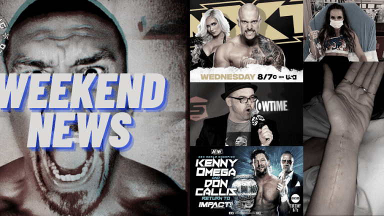 Weekend News 12.13.20 | Omega on IMPACT Again | NXT Stacked Card | Mauro Ranallo on Returning to Wrestling | EC3 update | Chelsea Green Recover & more