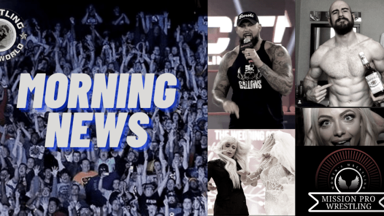 Morning News 12.14.20 | MPW Run It Back | Cena paid RUSEV Days Fine | Lana & Liv | Doc Gallows Missed Final Resolution