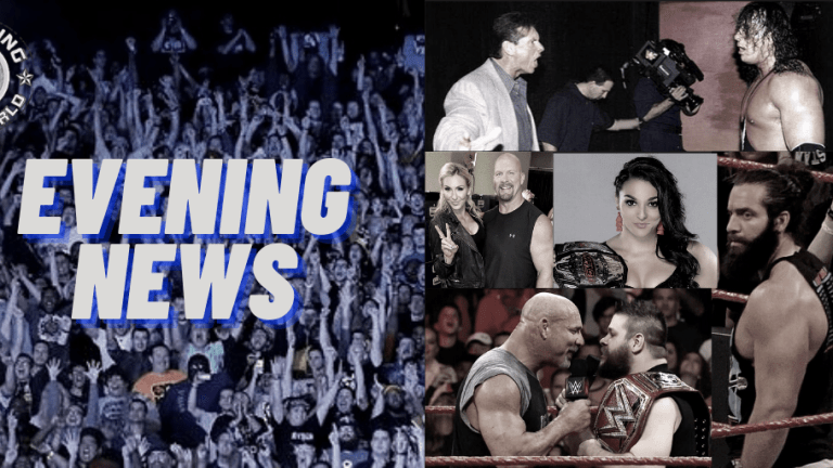 Evening News 12.14.20 | Flair & Austin | Owens on Goldberg | Deonna Purrazzo on Joining IMPACT | Bret says Vince Killed Tag Team Wrestling | Elias on Chasing Glory