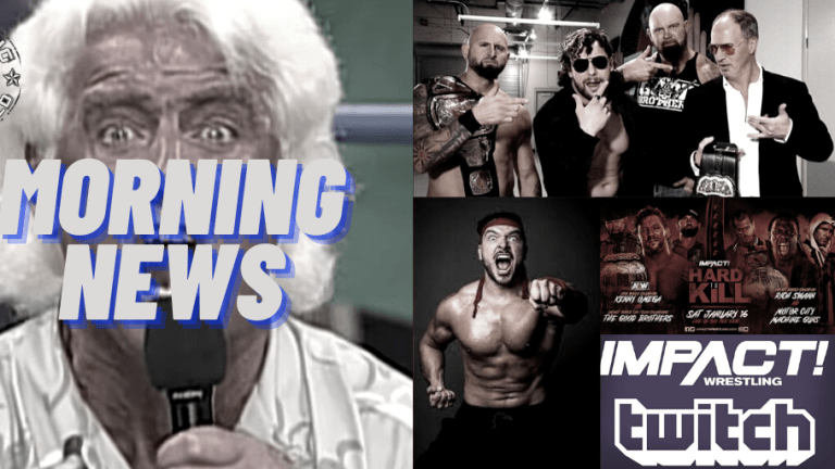 Morning News 12.16.20 | Omega & Good Brothers Re-Unite | Ethan Page Update | WWE Physical HOF | IMPACT Schedule |