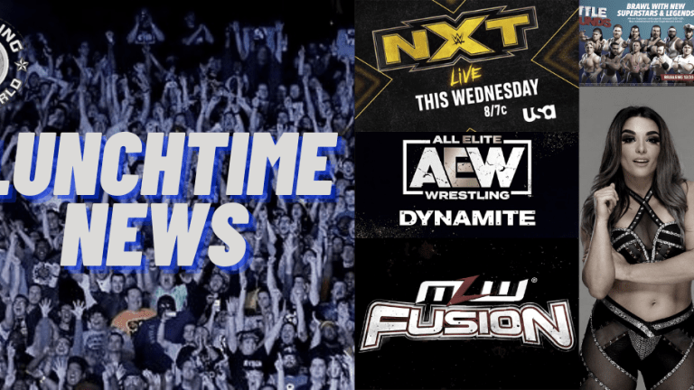 Lunchtime News 12.16.20 | Wednesday Night Previews | Sting in WWE Battlegrounds | Purrazzo on AEW Challengers