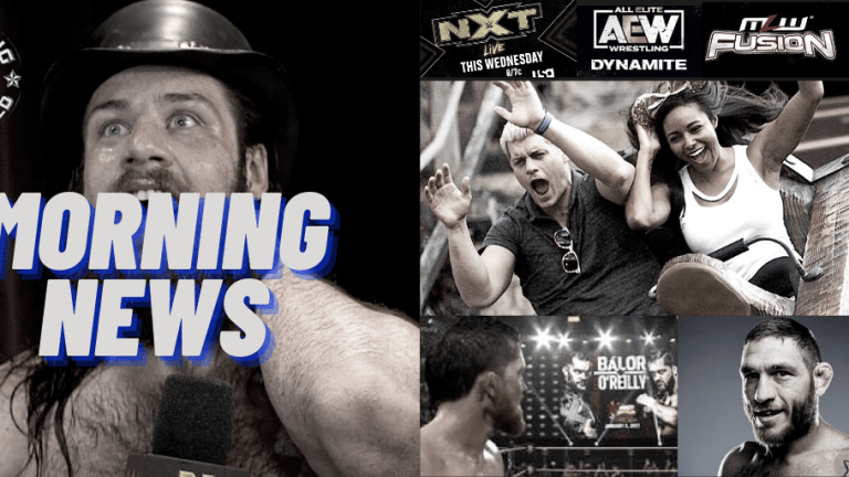 Morning News 12.17.20 | Balor v. O'Reilly | American Family +1 | Finals of Opera Cup | Grimes Injured & More