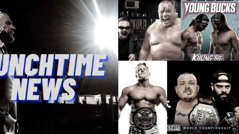 Lunchtime News 12.18.20   NXT 2nd Show   PCO Contract   GCW World Title Match   MLW Champ Makes VIP Debut   Young Bucks Book Wins Title