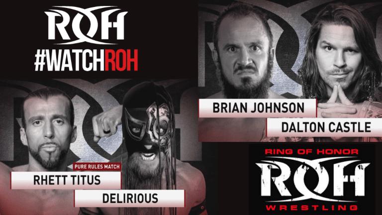 ROH TV | Ep. 483 Recap