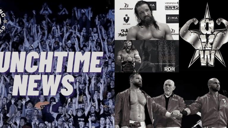 Lunchtime News 1.5.21 | Jay White Quitting NJPW | FTR honors Brodie Lee | IMPACT Preview | Bandido | OVW Sold