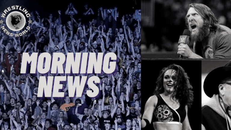 Morning News 1.8.21 | J.R. on Intergender Matches | New Year's Smash Change | MSK | Bryan Wants New Blood |