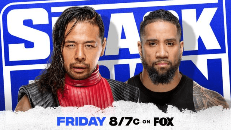 WWE Friday Night Smackdown Preview 1.15.21