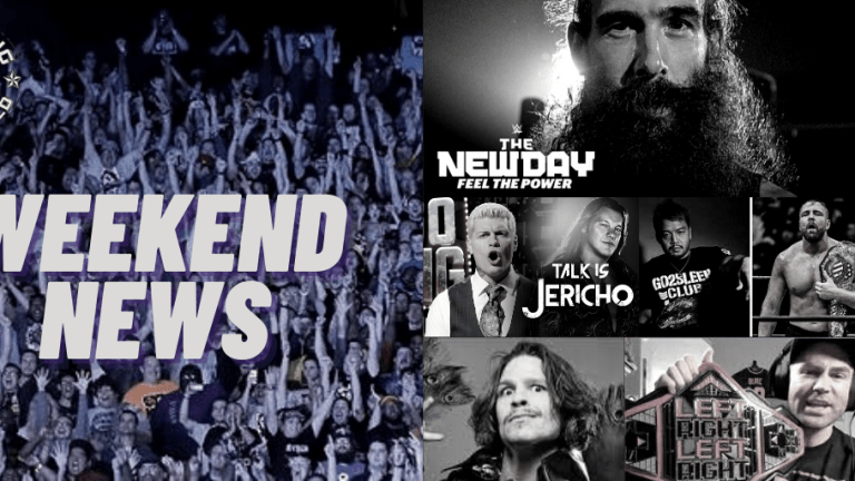 Weekend News 1.10.21 | Castle is a Free Agent | The New Day Honor Brodie Lee | Cody Says AEW Has Too Much Freedom | KENTA in the US? | LRLR Trademark