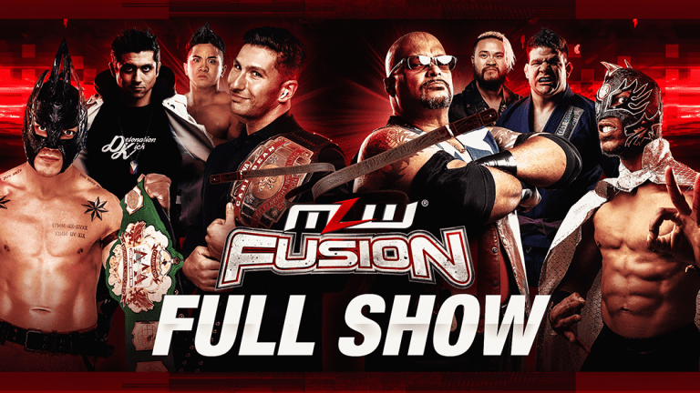MLW Fusion #119 Instant Recap | Holliday/Vega Caribbean Strap Match & AAA Title Match