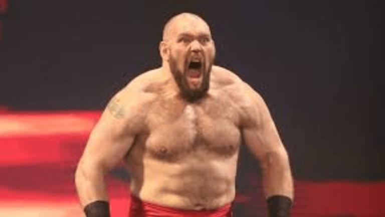 Lars Sullivan Has Been Released From WWE
