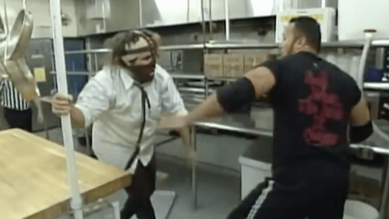 The Seven Most Memorable Empty Arena Matches In Pro Wrestling History