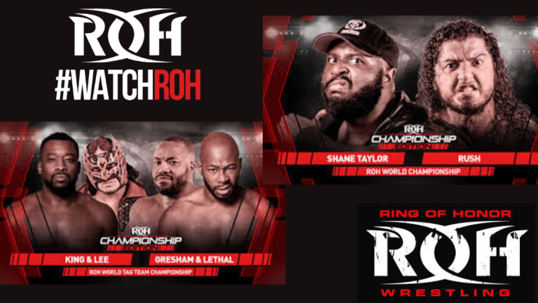 ROH TV ep493 | Championship Edition | Instant Results