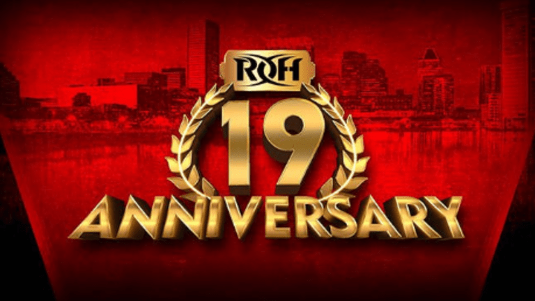 ROH 19th Anniversary Results 3.26.21