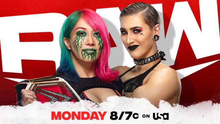 WWE Monday Night RAW Preview 3.29.21