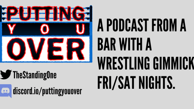 Putting You Over-NXT TakeOver Reaction