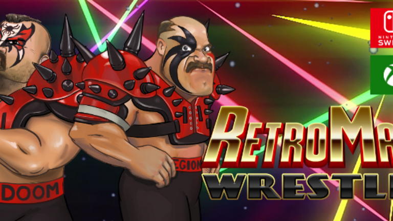 What is RetroMania Wrestling? And Get The Pre-Order Information.