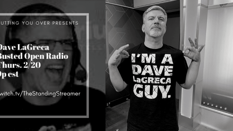 Putting You Over- Dave LaGreca From Busted Open Radio