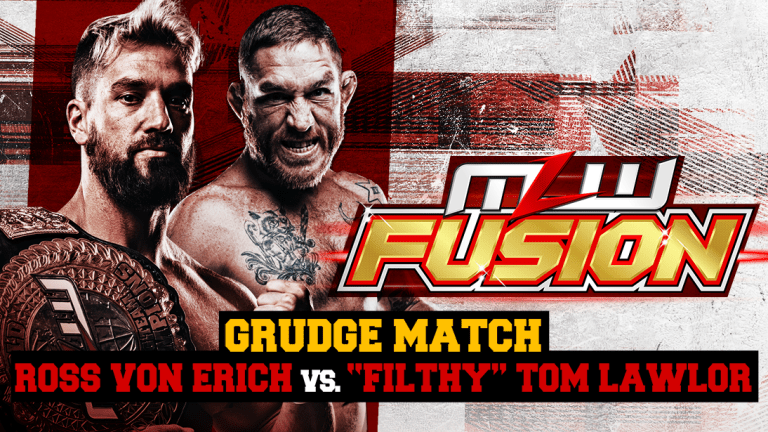 MLW Fusion #98 Results: Tom Lawlor vs. Ross Von Erich | GRUDGE MATCH