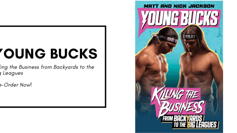 The Young Bucks Book Announcement