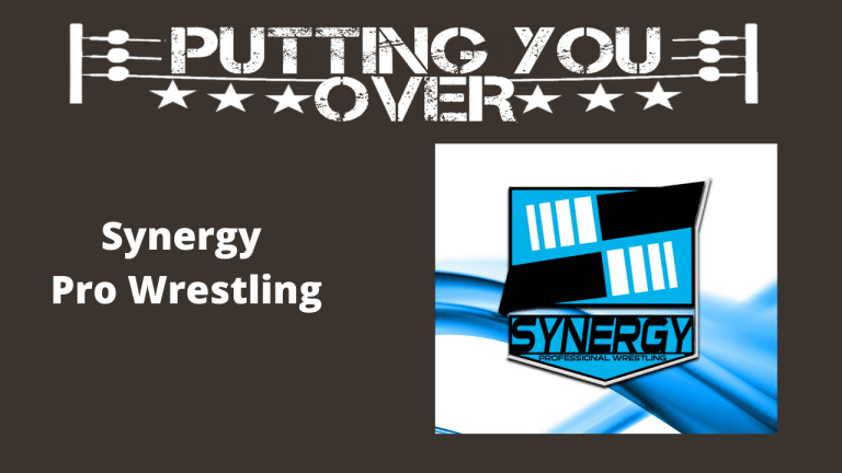Putting You Over-Owner of Synergy Pro Wrestling, Colin West.
