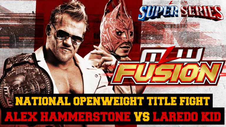 MLW Fusion #105: Alex Hammerstone vs. Laredo Kid | MLW AAA Super Series