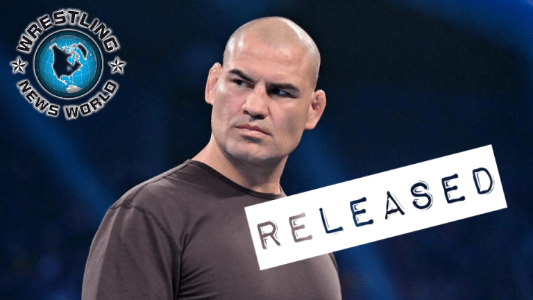 Cain Velasquez Released By WWE