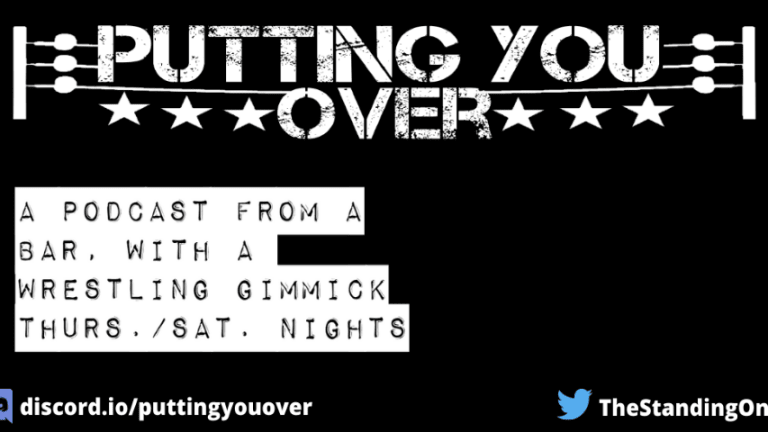 Putting You Over: Ryan McKinnell & Mark A. Haggerty