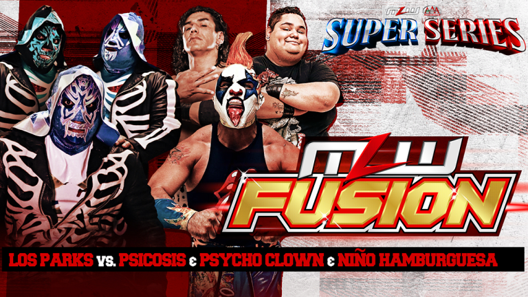 MLW Fusion #109: Los Parks vs. Team AAA | Super Series | Week 5