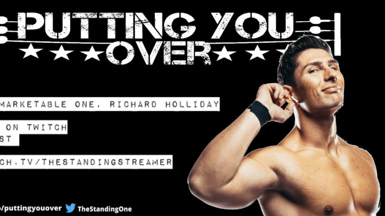 Putting You Over With Richard Holliday Of The Dynasty