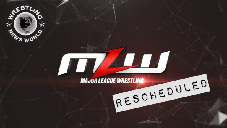 MLW Reschedules July Events