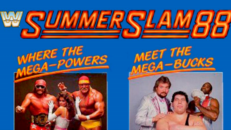 SummerSlam 88: A Mega-Powered Review