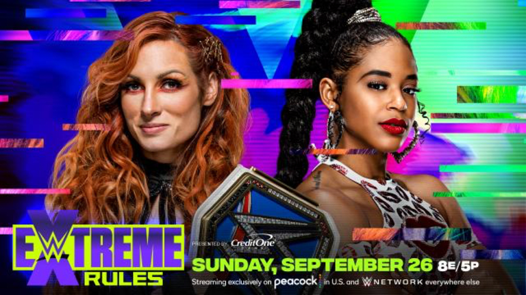 WWE Extreme Rules 2021 Preview 9.26.21