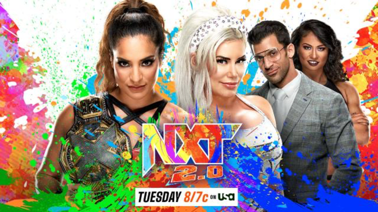 WWE NXT 2.0 Preview: Ladies Night 9.28.21