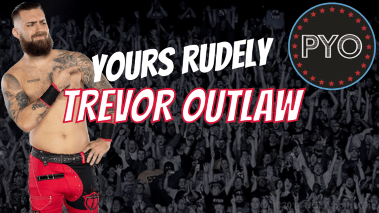Trevor Outlaw on Being Better Than Everyone, Speaking to Derelicts & Punching Effy In His Suck Hole. | Putting You Over