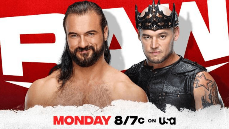 WWE Monday Night RAW Preview 4.4.21