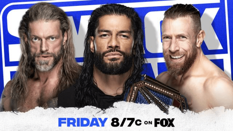 WWE Friday Night Smackdown WrestleMania Edition Preview 4.9.21