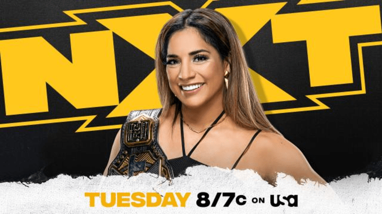 WWE NXT Preview 4.13.21