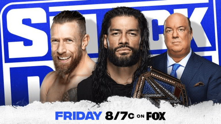 WWE Friday Night SmackDown Preview 4.30.21