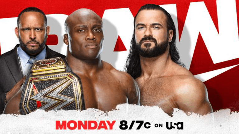 WWE Monday Night RAW Preview: WrestleMania Backlash Go Home Show 5.10.21