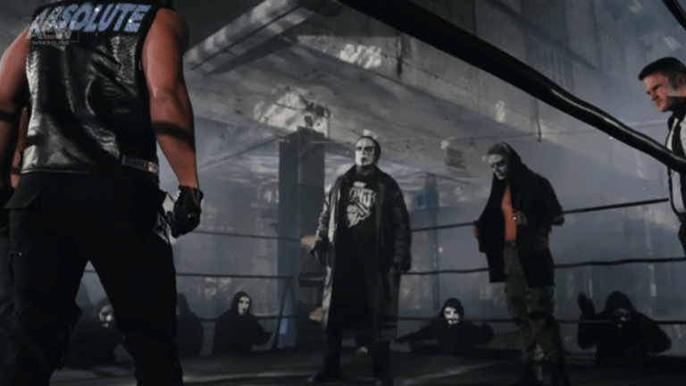 Was Chasyn Rance Ring Used on The Last AEW PPV?